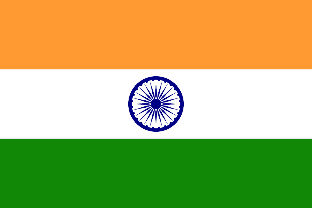 Flag of India 1350 900